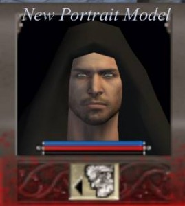 New Portrait Model